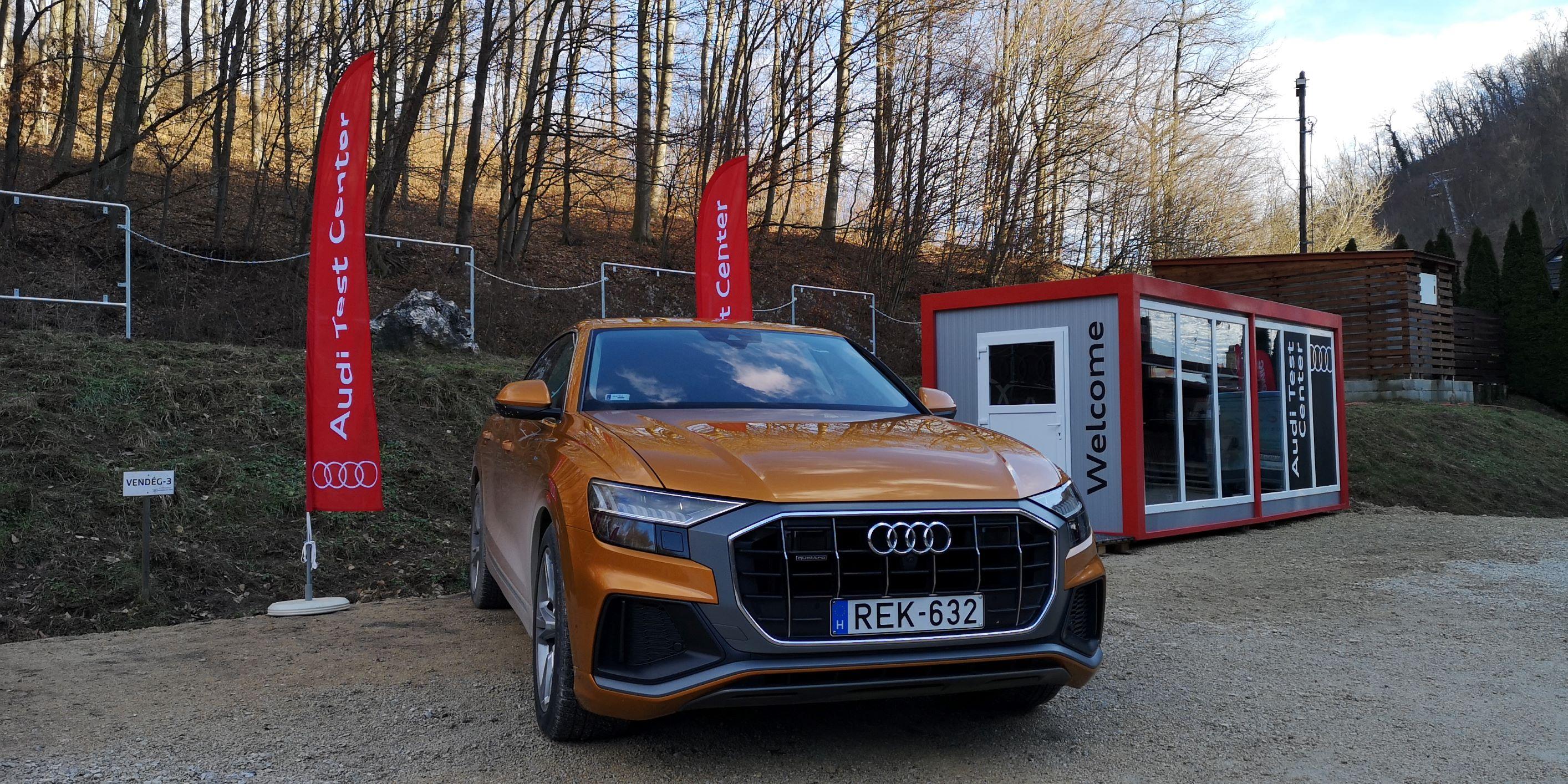 Teszteld a legújabb Audi modelleket Síaréna belépőddel! Éld át a fejlődést!