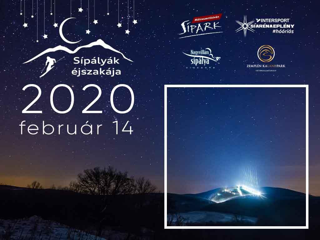 Sípályák Éjszakája Eplényben